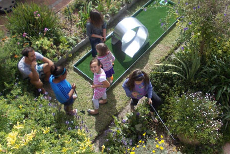Hire Mobile Putt Putt packages